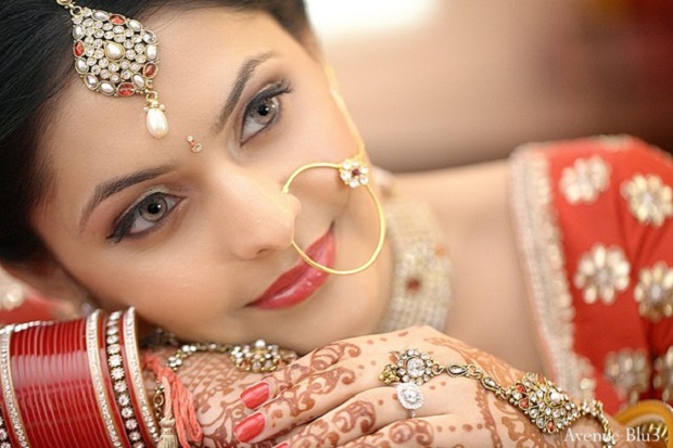 makeup for Karva chauth 2015