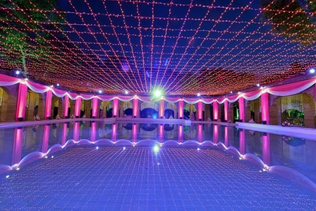 decor Jodhpur royal real wedding