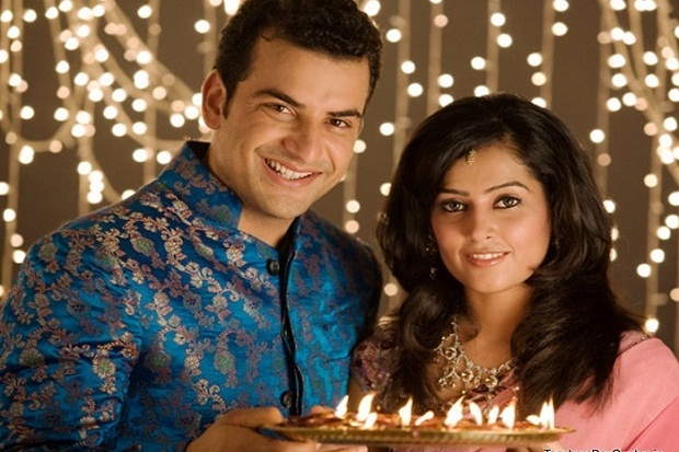 first diwali after marriage