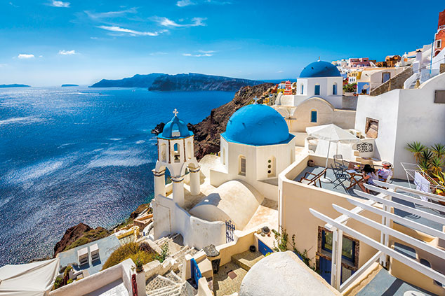 greece affordable honeymoon outside india