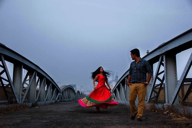 how to dress for a pre-wedding photo-shoot