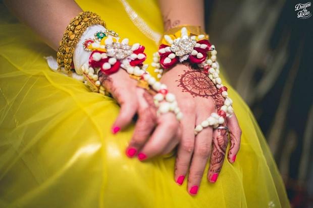 mehendi hacks for bridesmaids