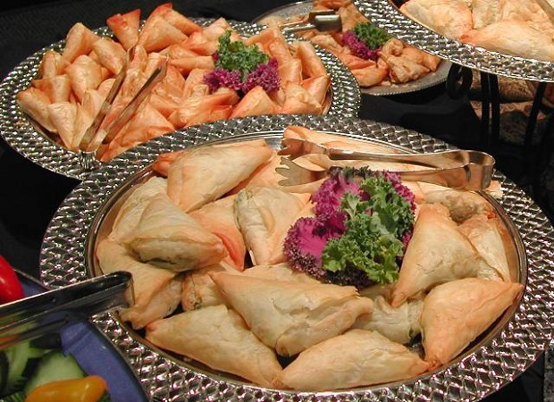 perfect finger foods for Indian bachelor/hen party