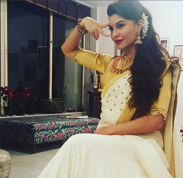 Jacqueline at Asin marriage-photos