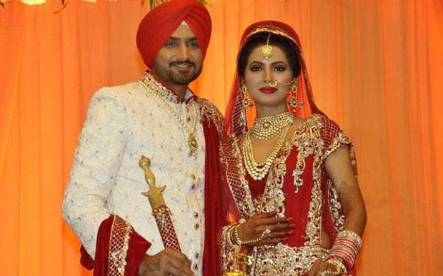 Indian cricketers real weddings