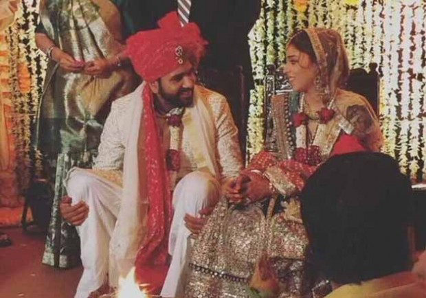 Indian cricketers who got hitched recently in 2015-16