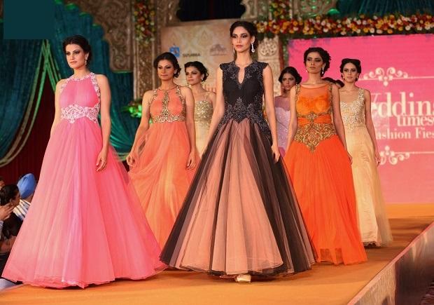 Bridal Fashion Inspiration From Wedding Times Fashion