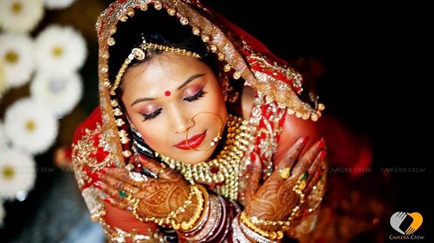 beautiful indian brides photos