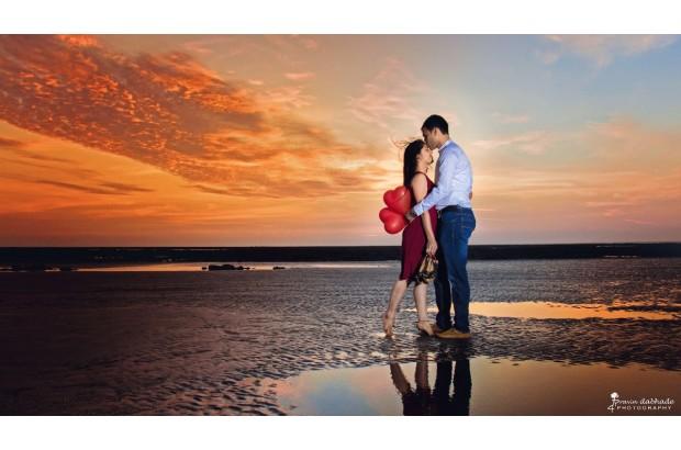 fiance in wedding planning