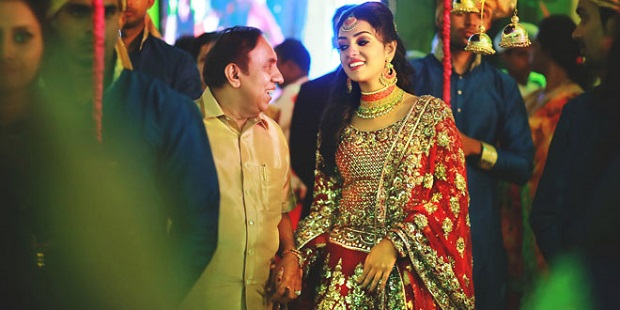 this is what a INR 55 Crore wedding looks like
