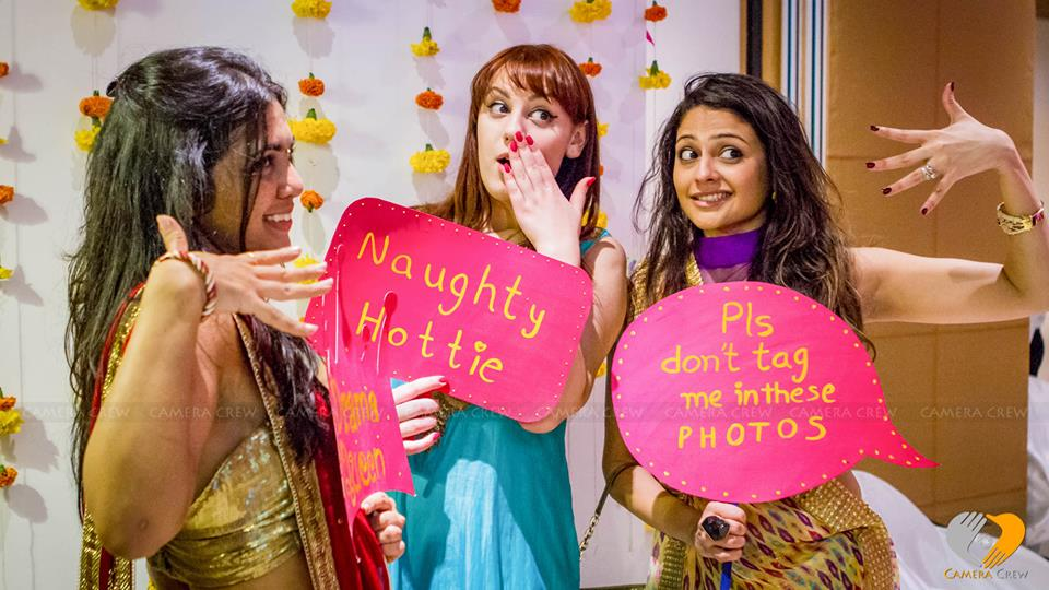 ways to thank bridesmaids