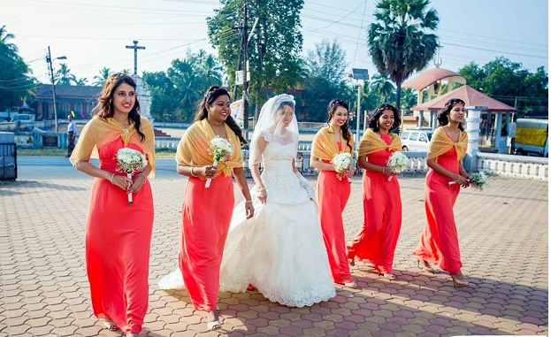 ways to thank your bridesmaids