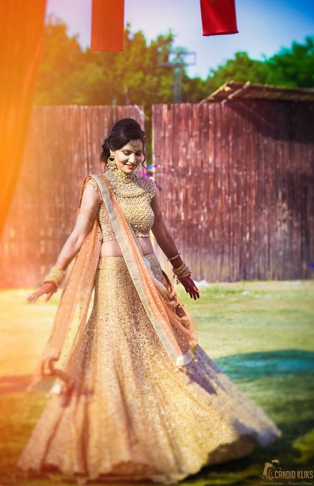 nontraditional wedding dress colors candid kliks