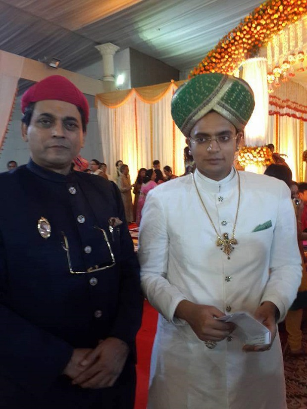 Mysore palace royal wedding as Yaduveer Chamraja and Trishika Kumari tie the knot