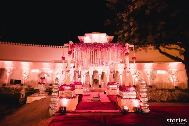 real royal destination Udaipur wedding Cineyug Celebration Event planners