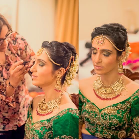 Bridal makeup artist Delhi