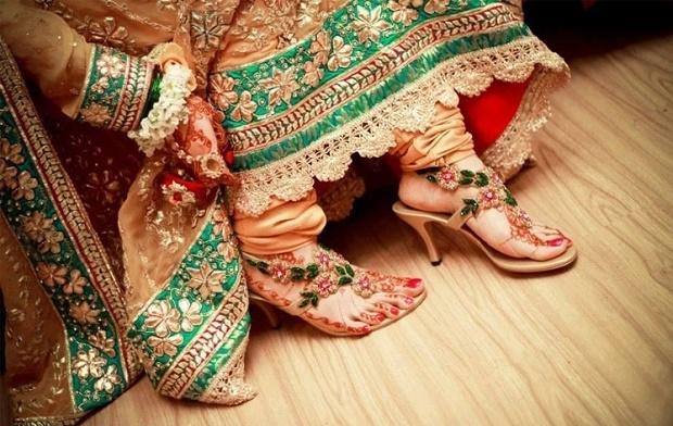 Wedding Footwear Tips For The Modern Bride