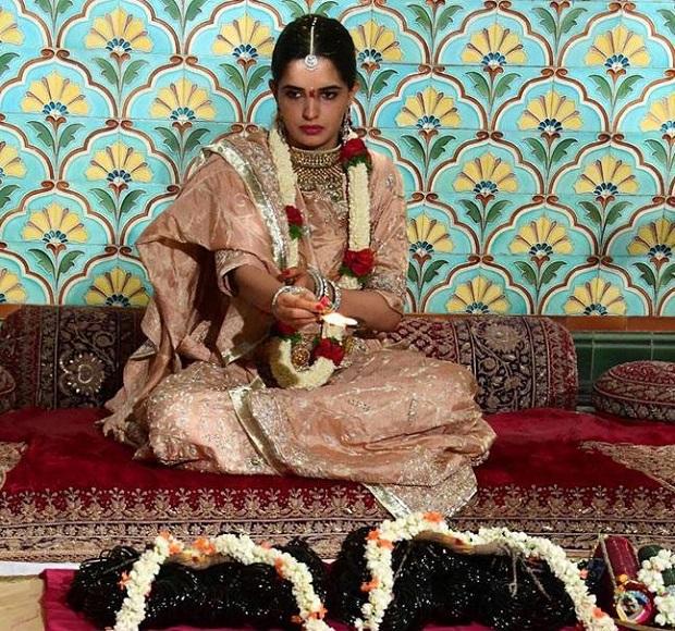 Princes trishika kumari royal wedding in Mysore