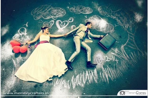 Prewedding couple shoot