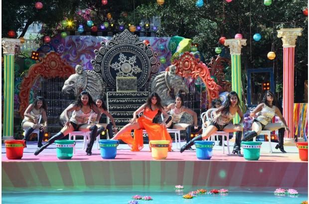 Indian wedding dance choreography