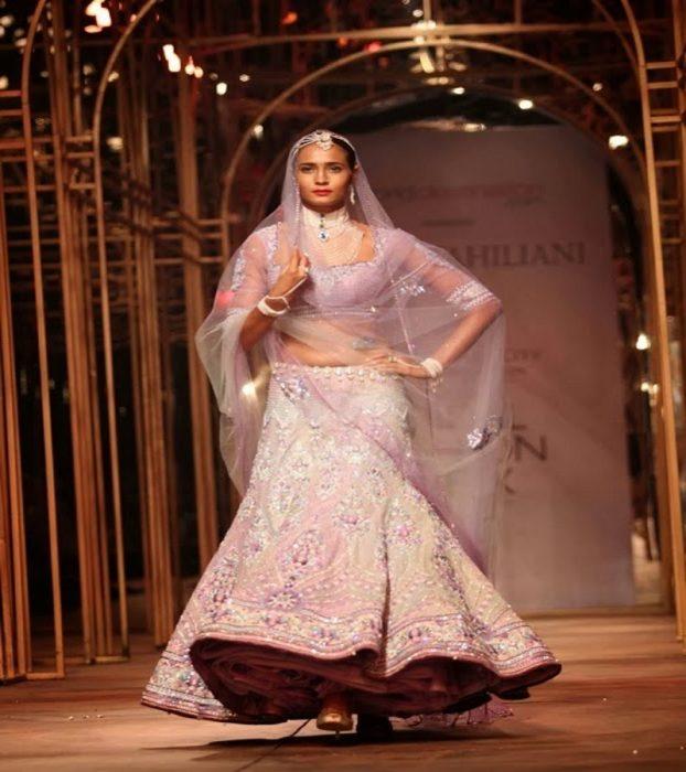 indian minimalist wedding wear