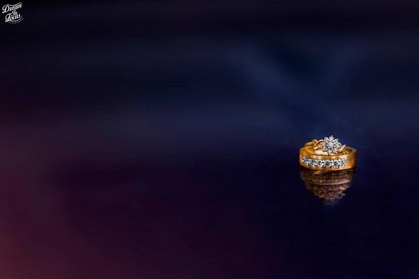Indian wedding ring photos