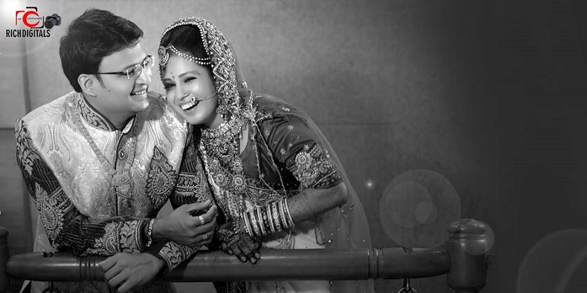 wedding photography Mumbai by rich digital studio