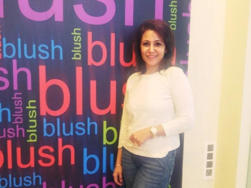Melanie Rawat Blush Salon