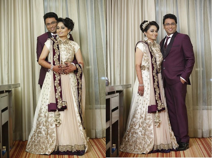 white lehenga-real Indian wedding photography by Rich Digital Colour Lab
