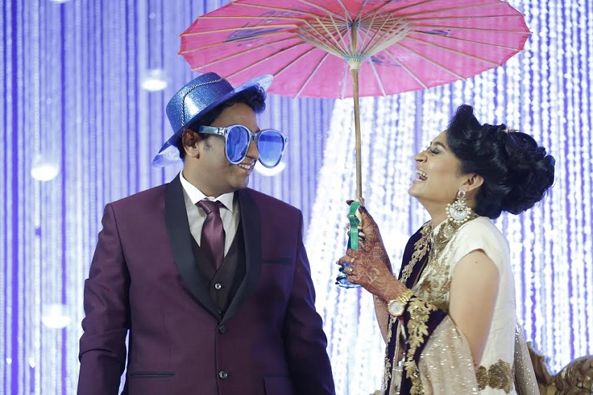 Indian bridal prewedding photoshoot by Rich Digital Colour Lab