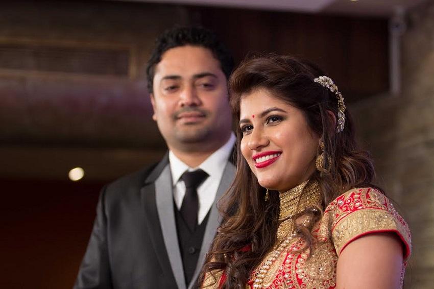 Top makeup artist in Mumbai Sanjana Bhandari of MakeupWorks