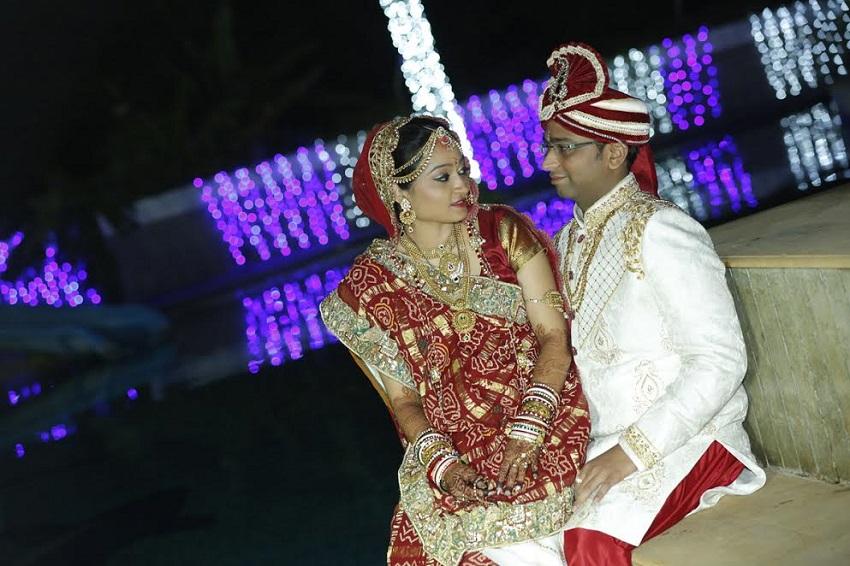 real wedding in Green Village Malad by Rich Digital Colour Lab