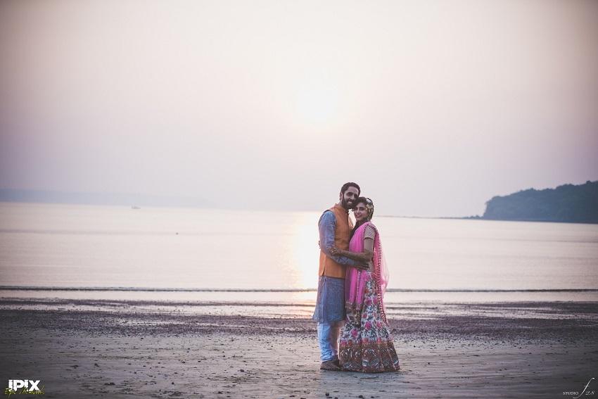 gorgeous Mehendi photoshoot in Goa by Ipix Movies