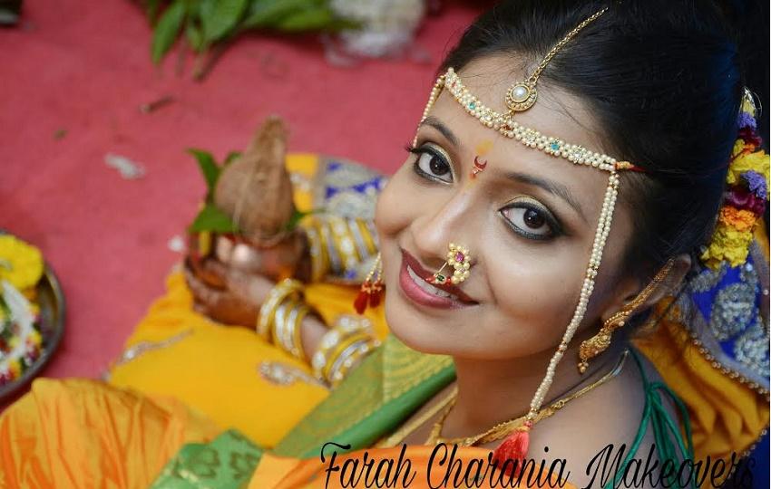 Farah Charania Makeup artist in Mumbai