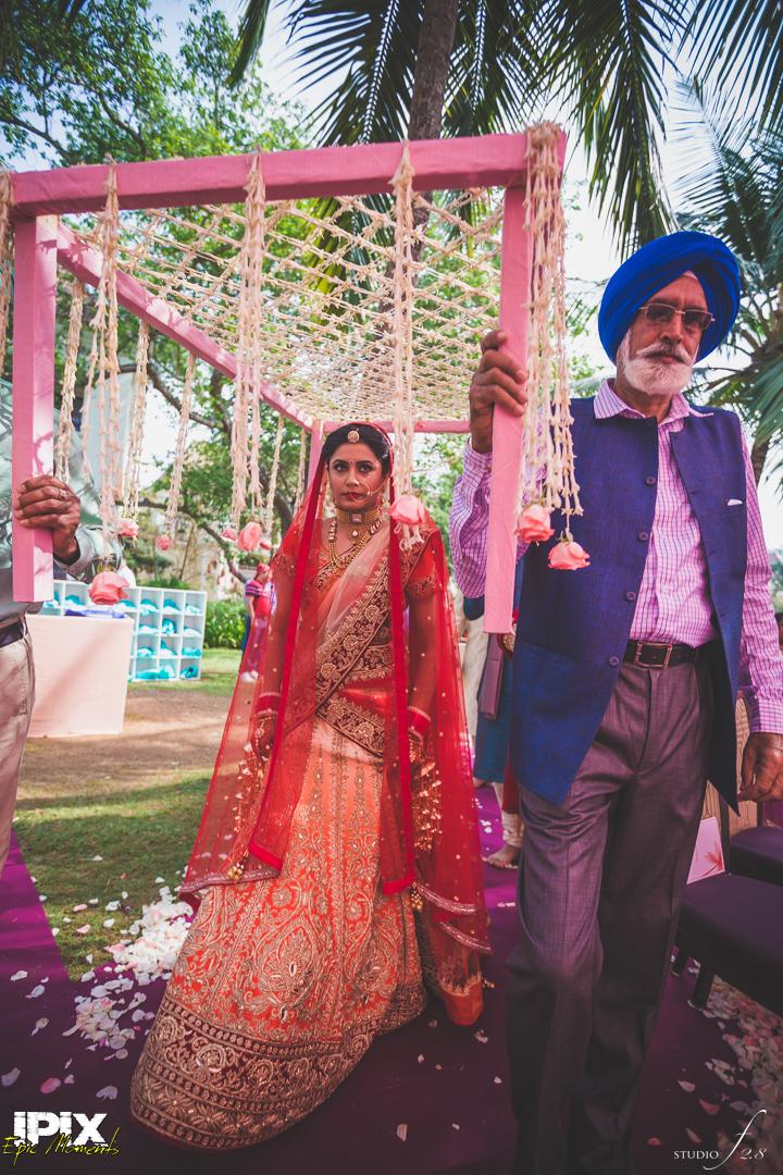 Sikh wedding in Grand Hyatt Goa by Cineyug Celebrations