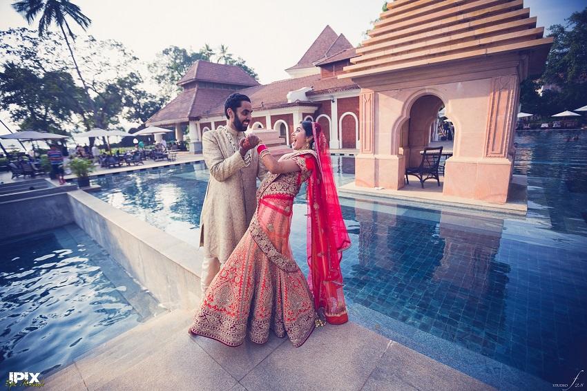 Grand Hyatt Sikh wedding