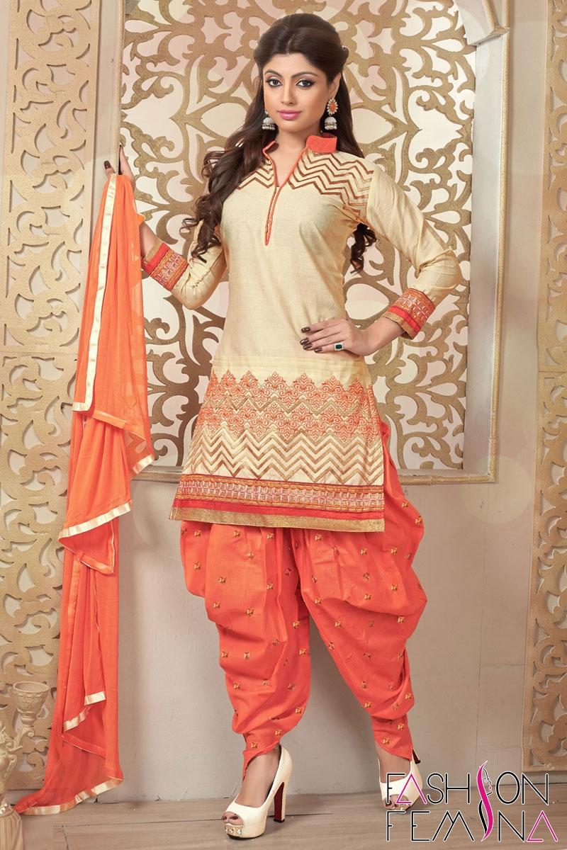 Bridal dhoti style wedding suits
