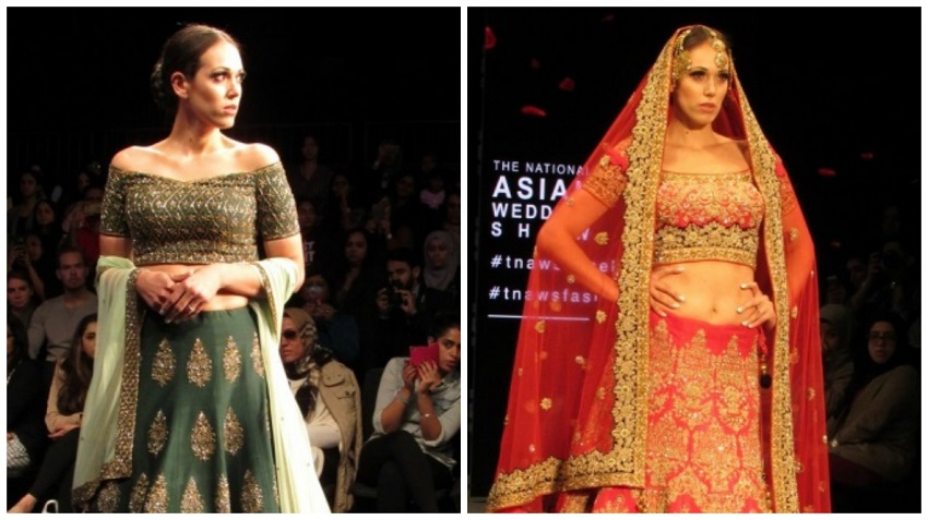 Braun India Fashion Week 2016 bridal wear