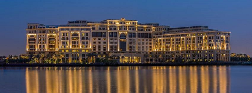 Palazzo Versace Dubai-get married in style here