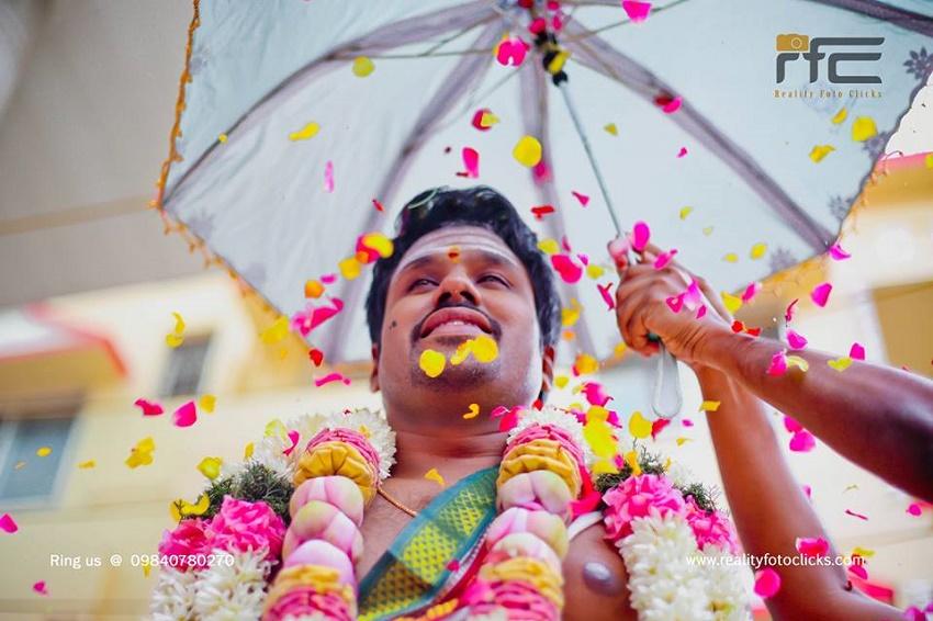 top wedding photographers in Chennai