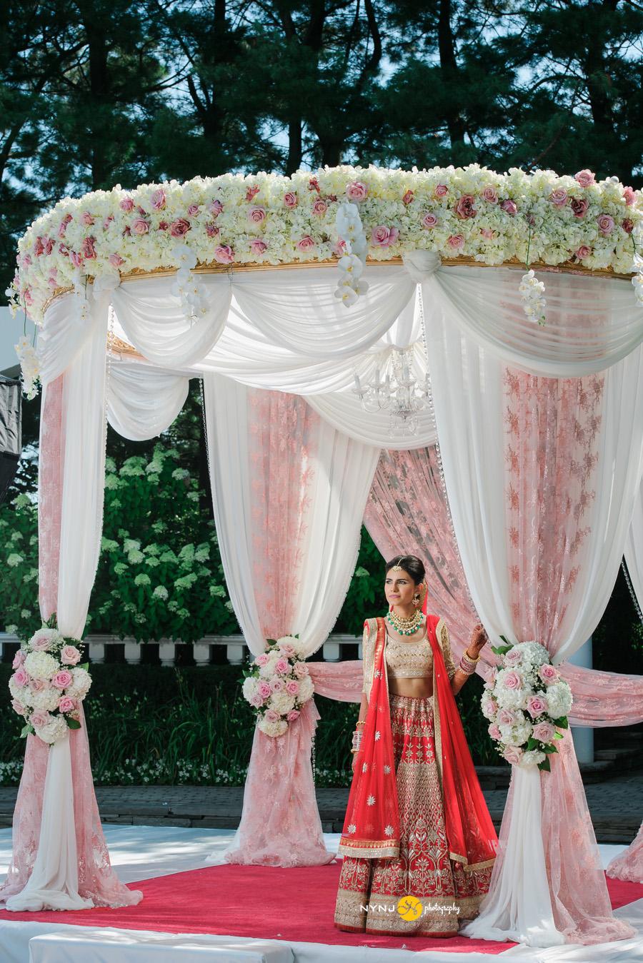 Indian wedding in Addison Park NJ
