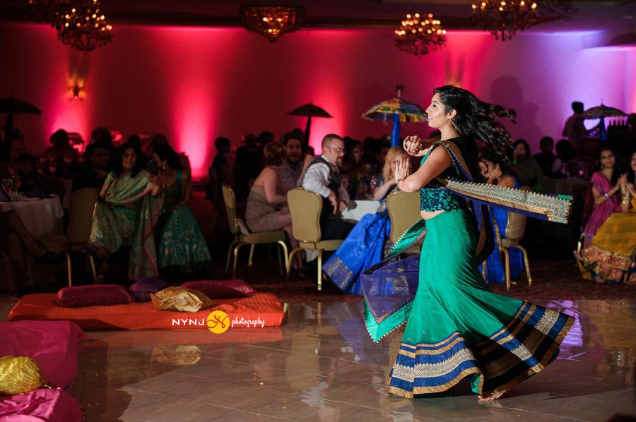 Indian wedding dance Addison Park NJ