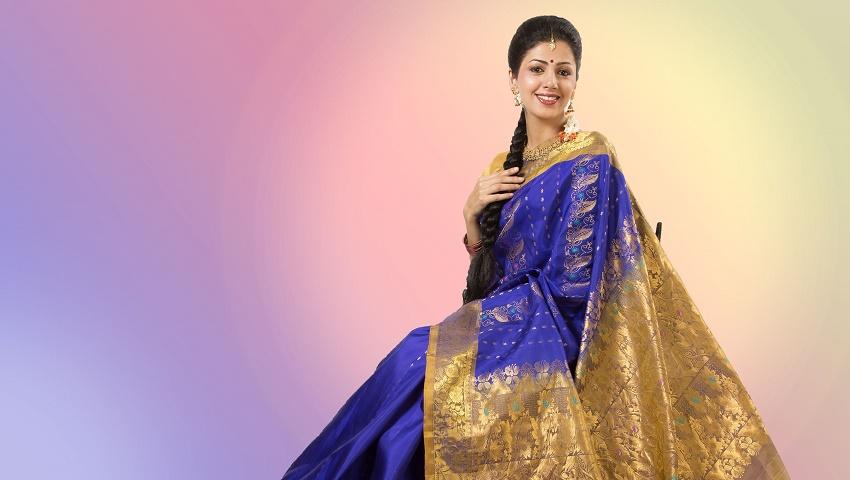 handloom saris for wedding
