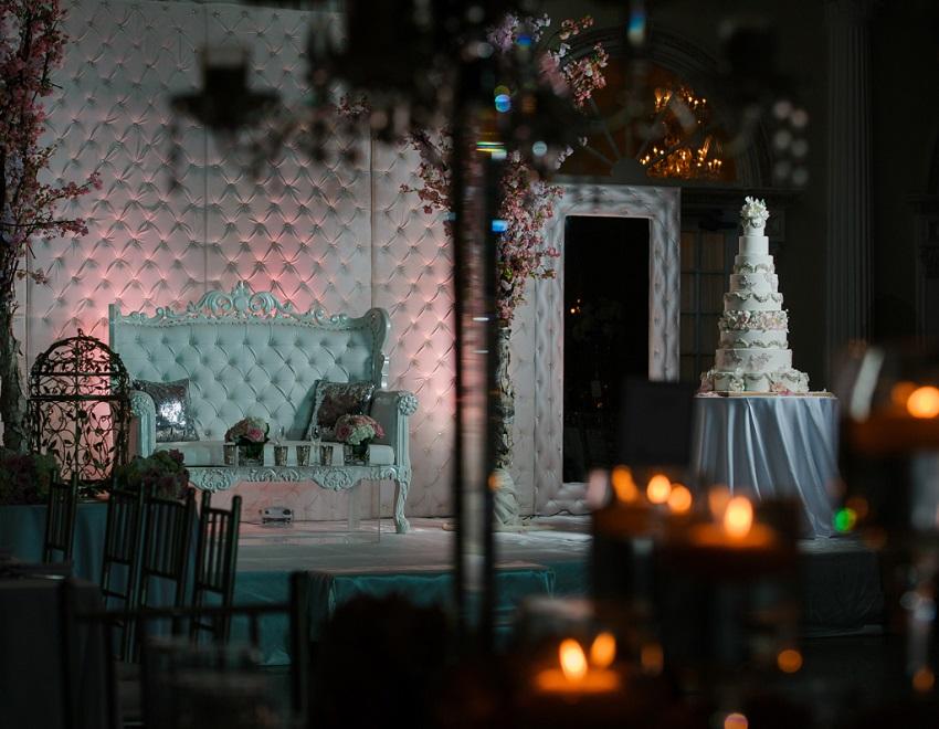 elegant wedding at Addison Park