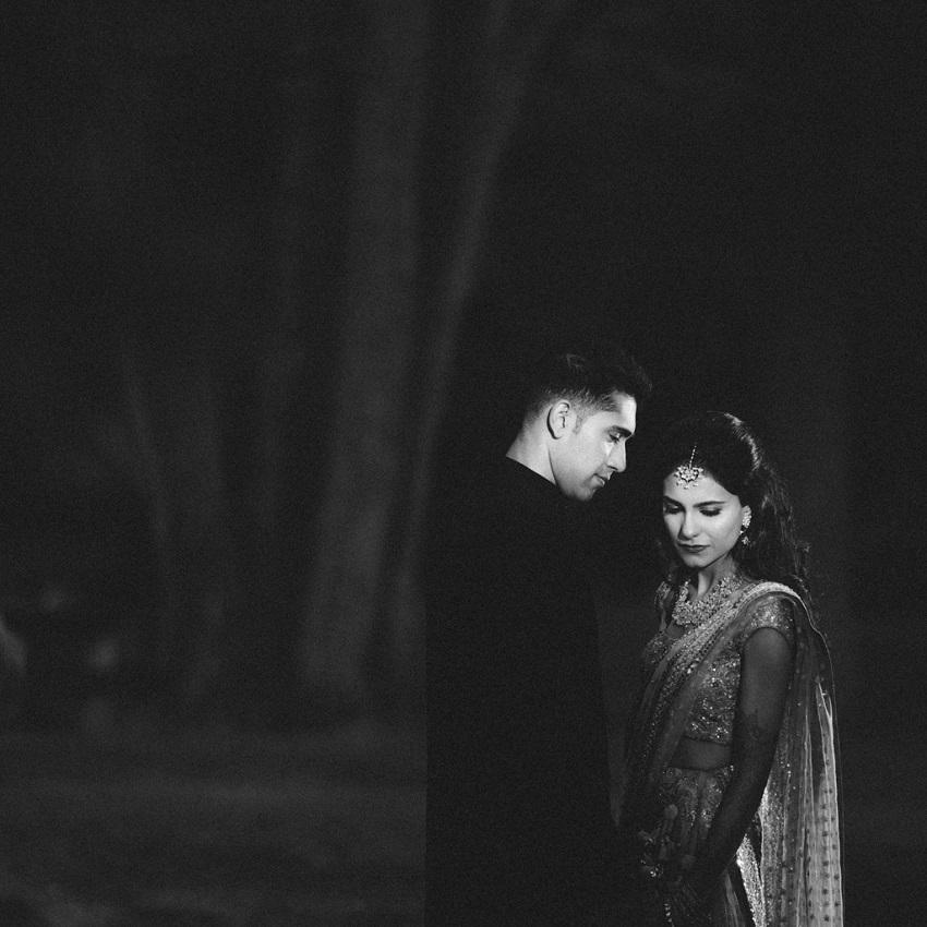 elegant real Indian wedding at Addison Park