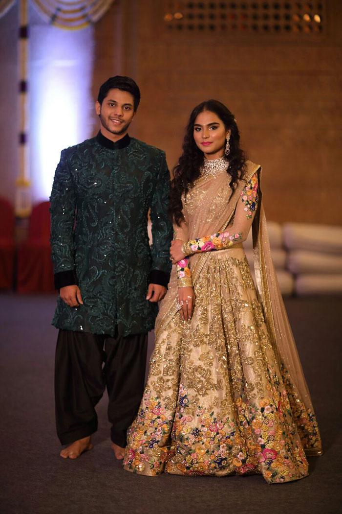 brahmani reddy wedding