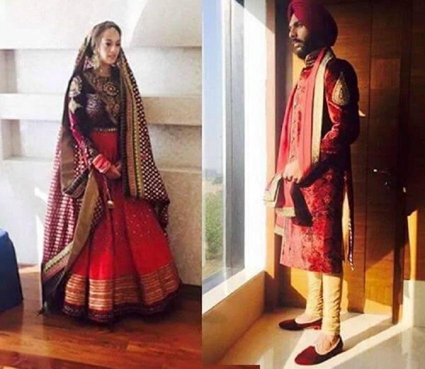 Hazel Keech Yuvraj Singh wedding