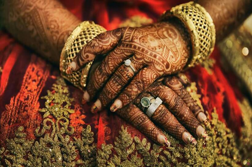 soft beautiful hands and strong nails tips for brides