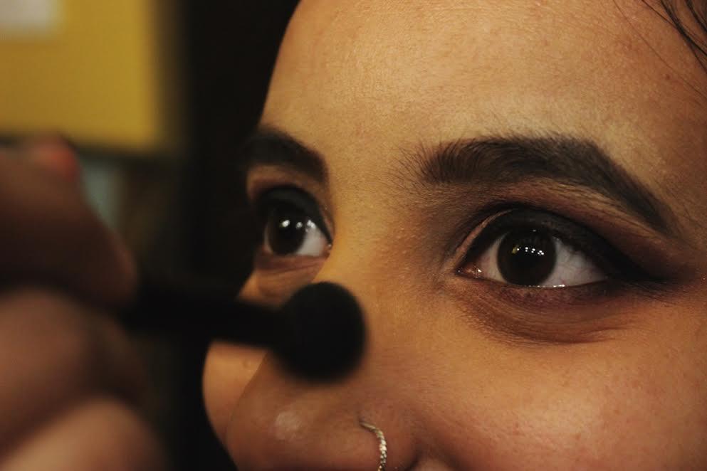 Step By Step Mehendi/Sangeet Night Makeup Photo Tutorial By Kiran Sawhney