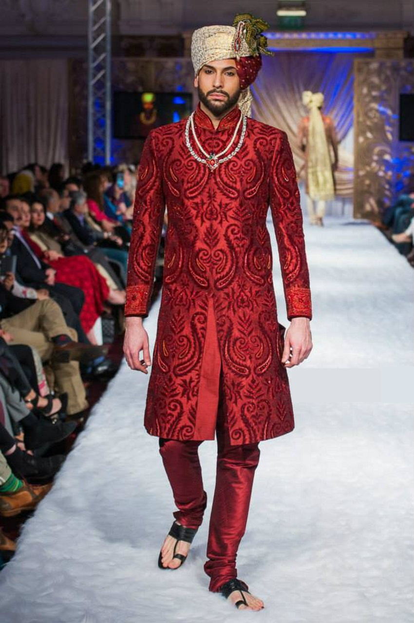 Indian groom's wear trends for 2017
